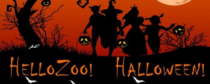 1. Halloween Est a Miskolci Állatkertben